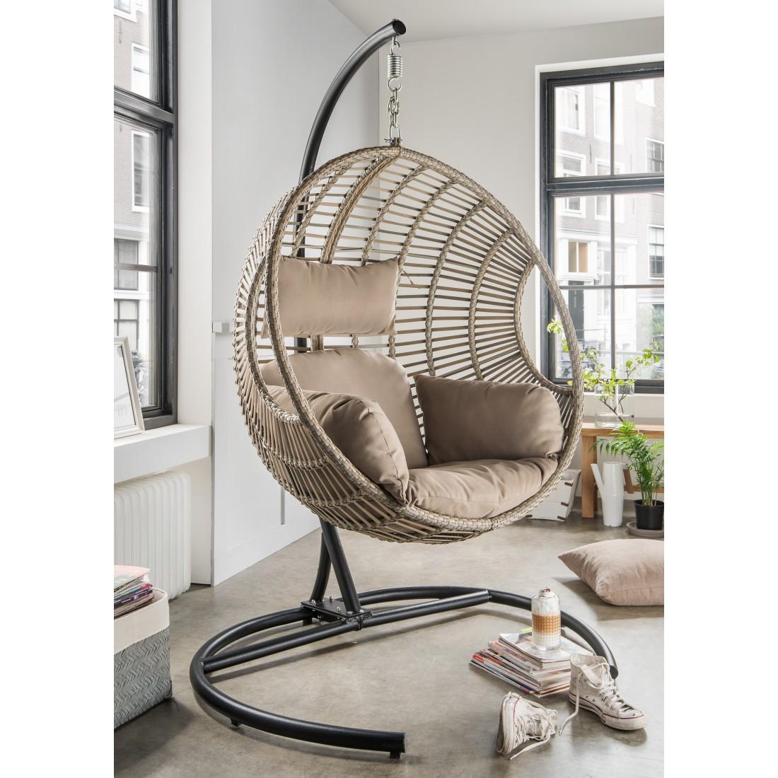 chaise suspendu