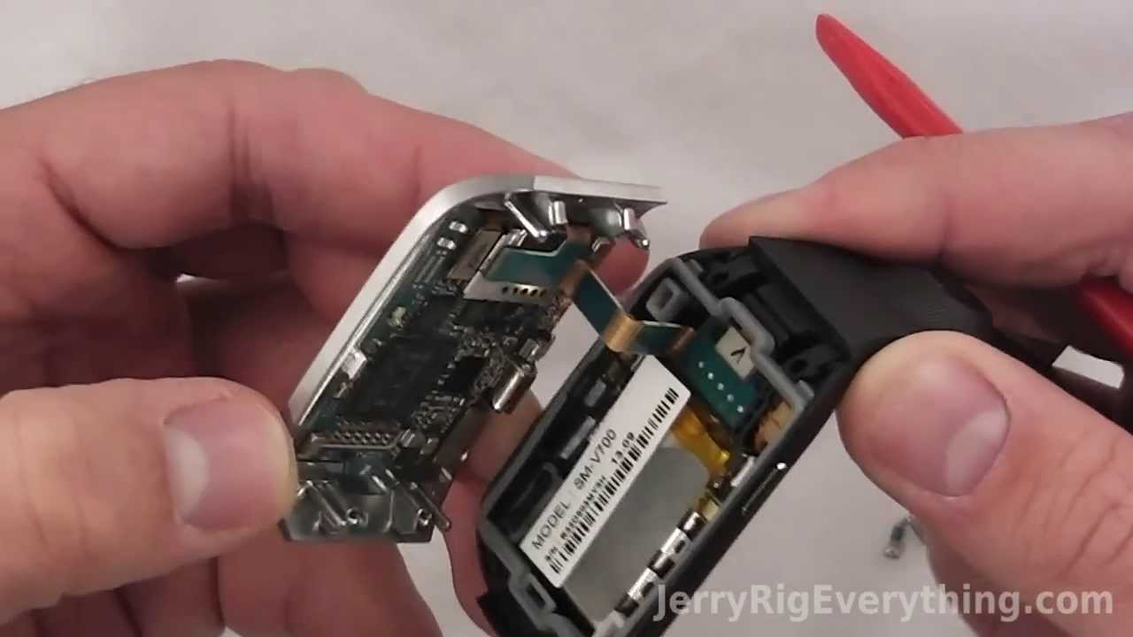 changer bracelet galaxy gear