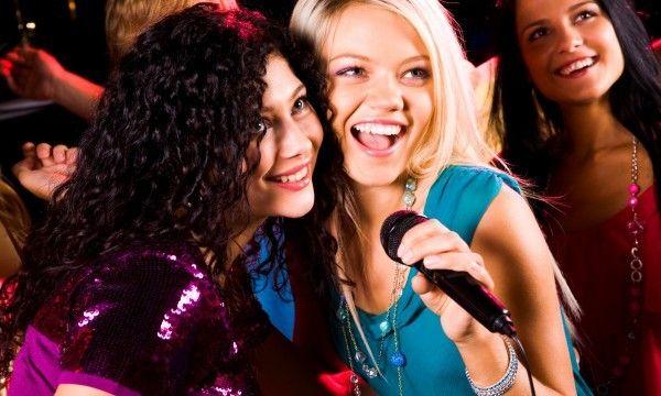 chanter en karaoké