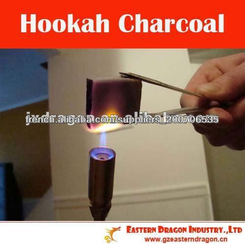 charbon barbecue chicha