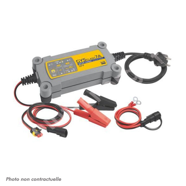 chargeur batterie 12 volts