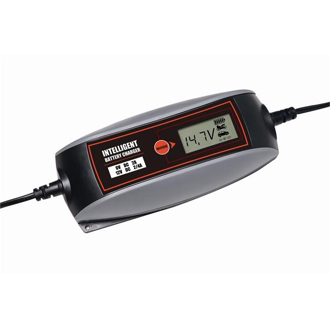 chargeur batterie 6v 12v