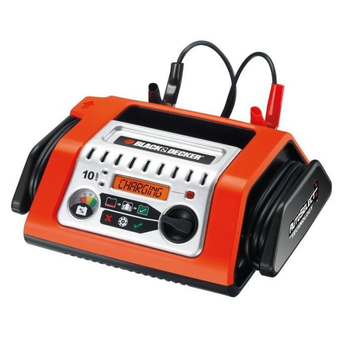 chargeur batterie black et decker