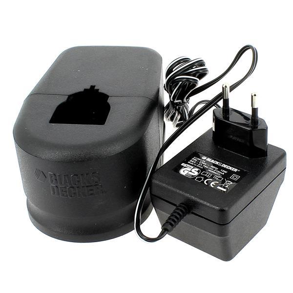chargeur batterie perceuse black et decker 18v
