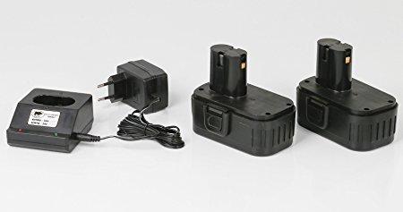 chargeur batterie perceuse sans fil 18v
