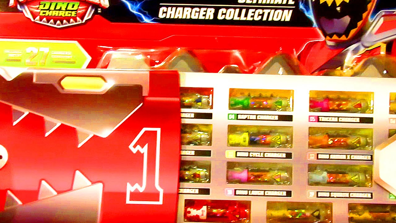 chargeur dino charge