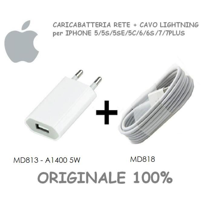 chargeur iphone 5se