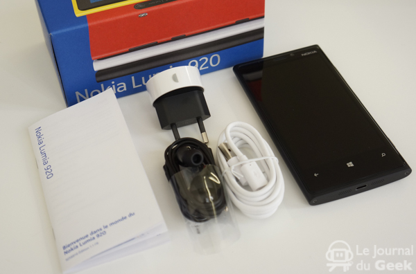 chargeur nokia lumia 920