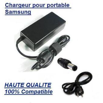 chargeur samsung pc portable
