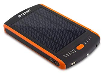 chargeur solaire portable universel