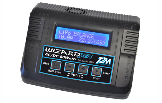 chargeur t2m
