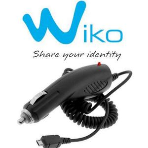 chargeur voiture wiko