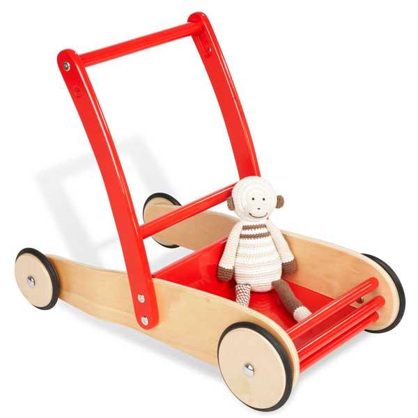 chariot a pousser pour bébé