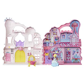 chateau des mini princesses disney