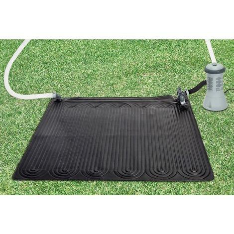 chauffage de piscine hors sol tapis solaire intex