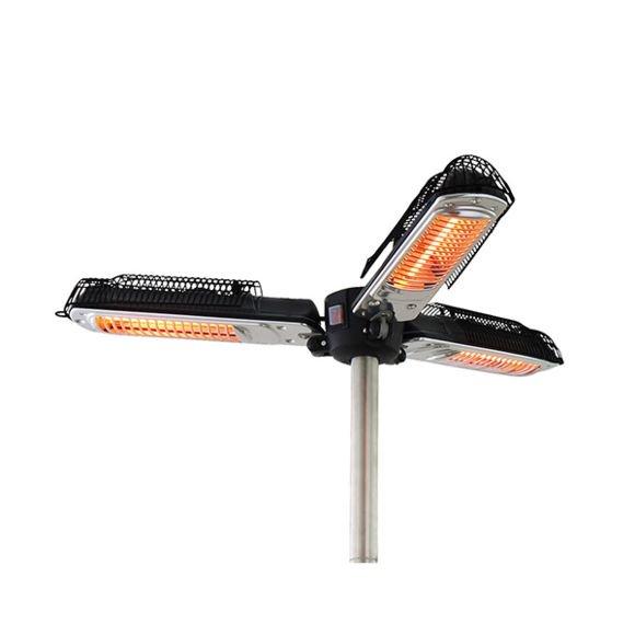 chauffage electrique exterieur