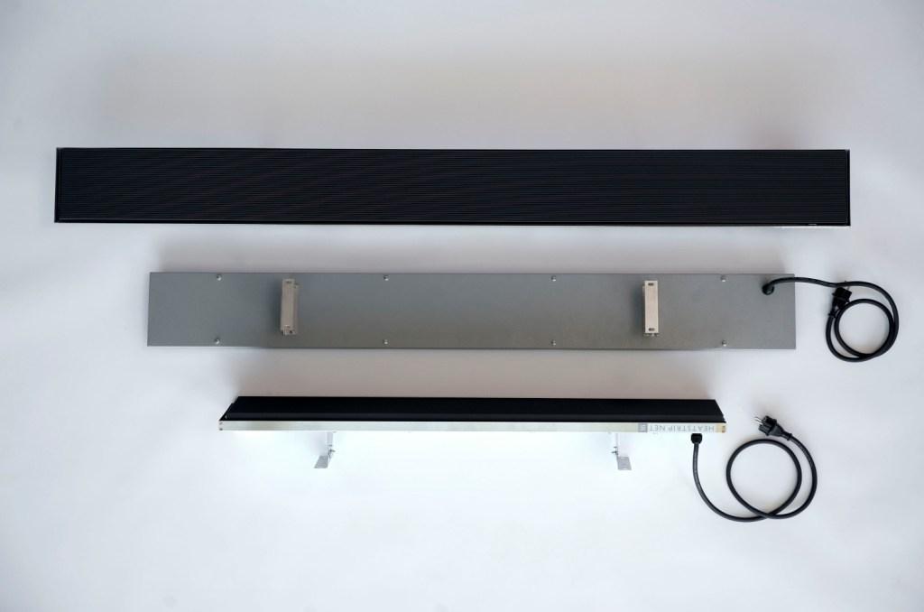 chauffage electrique terrasse exterieur