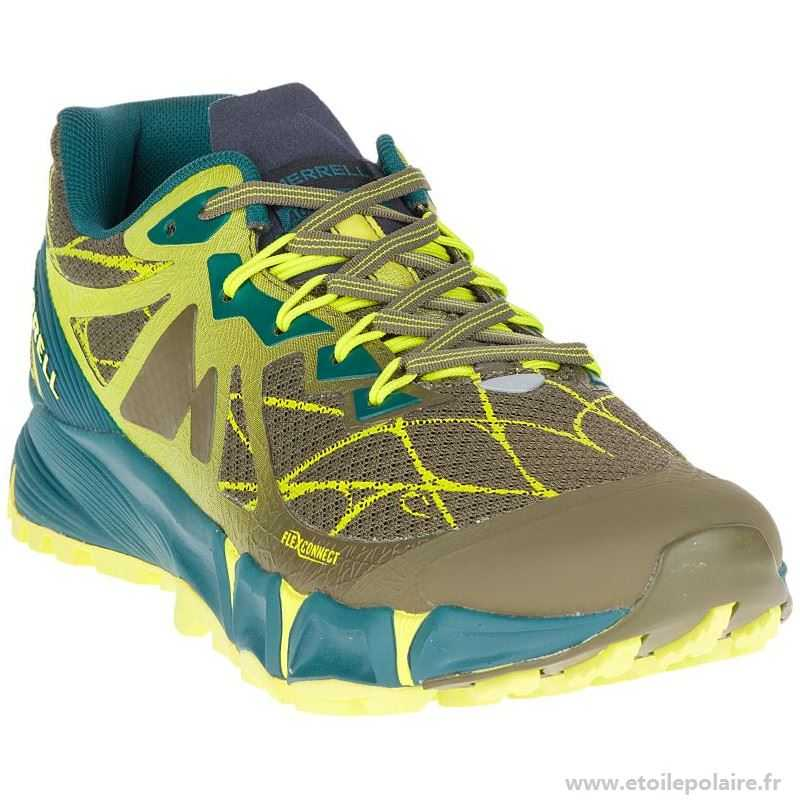 chaussure trail merrell