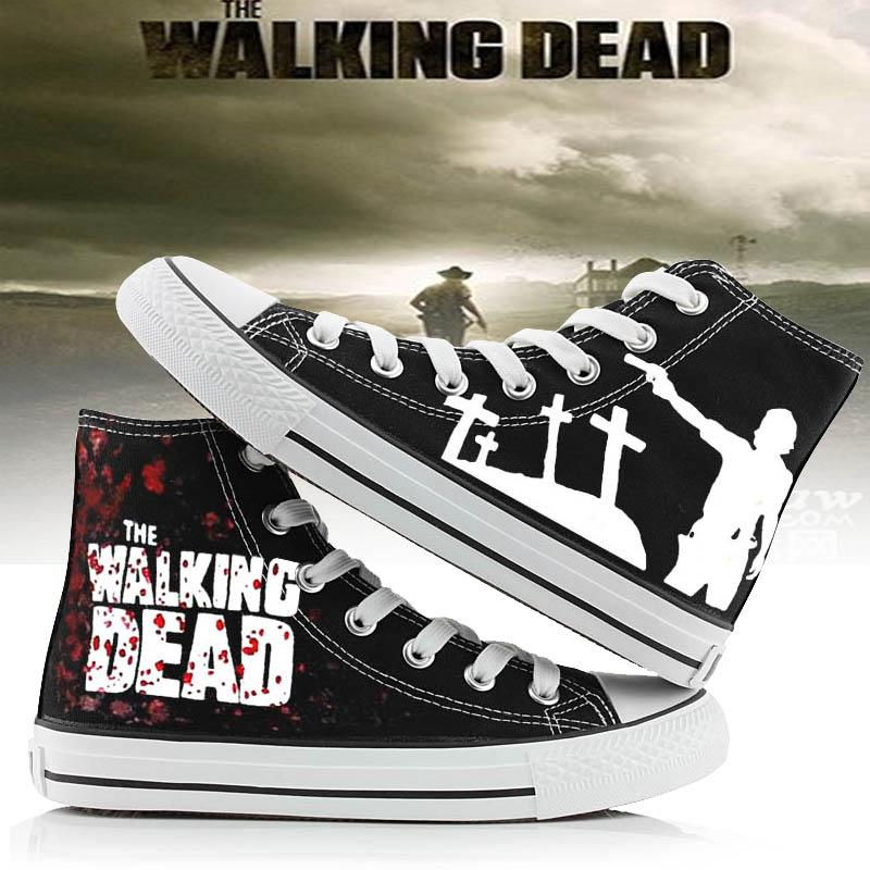 chaussure walking dead