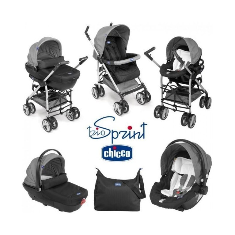 chicco sprint trio