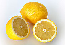 citron acide citrique
