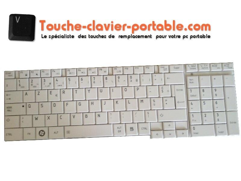 clavier toshiba satellite l775