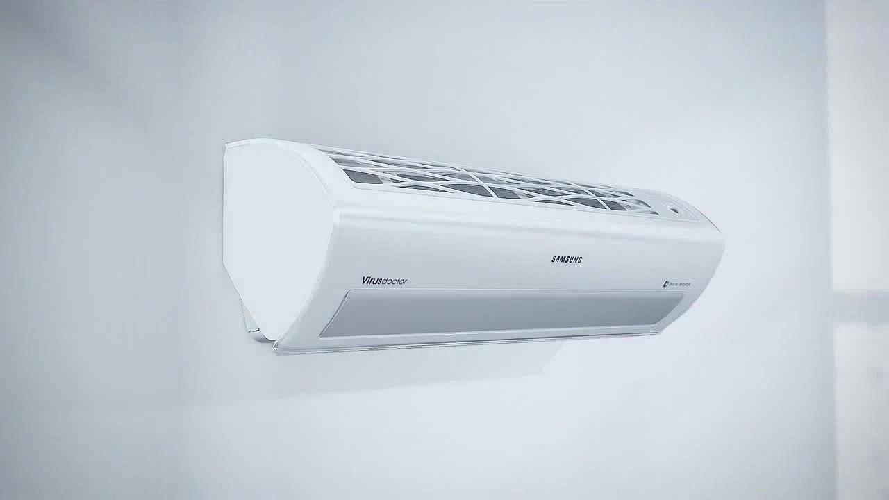 climatiseur inverter samsung