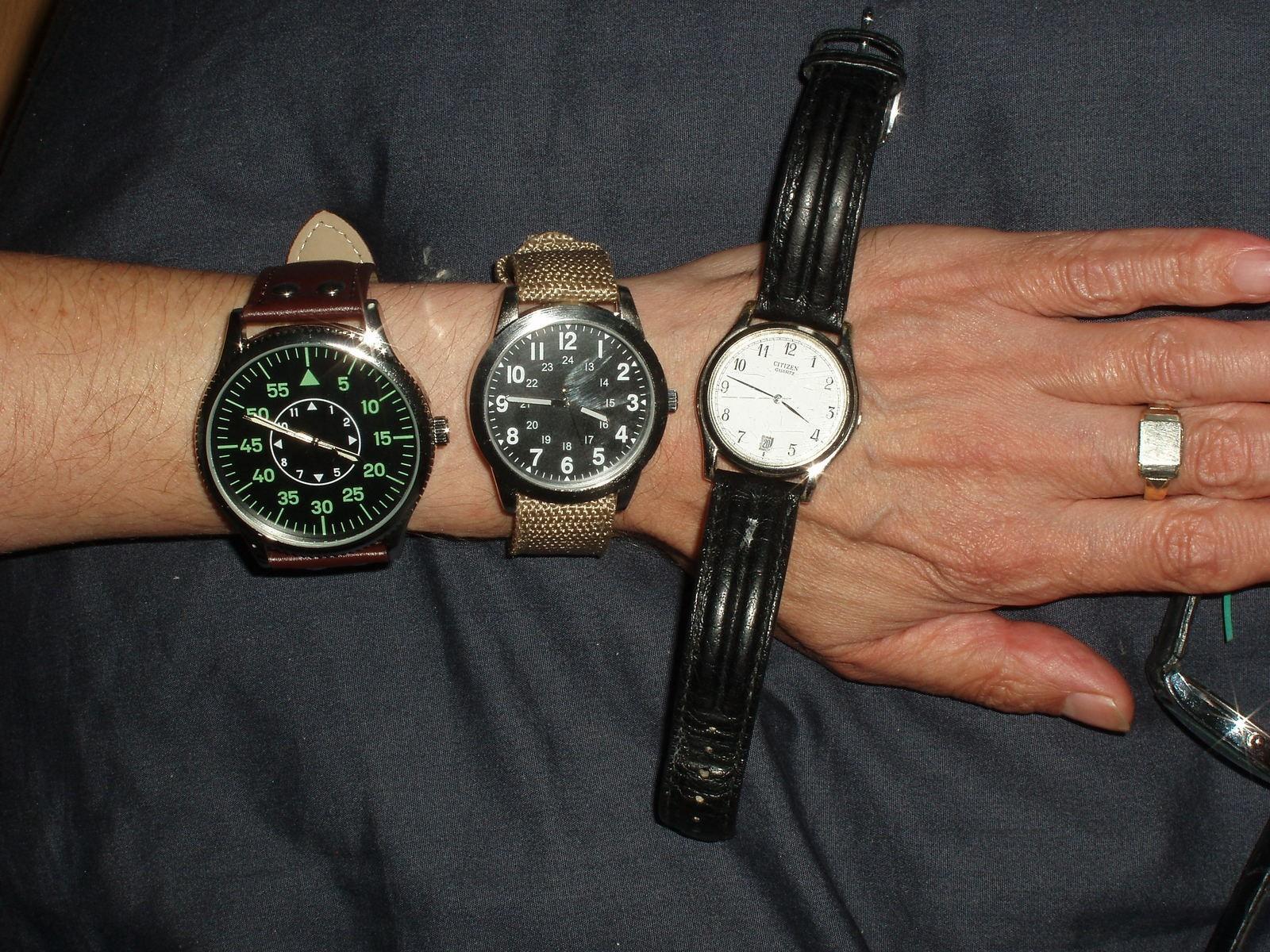 collection montre militaire