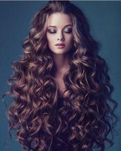 comment avoir de beaux cheveux bouclés