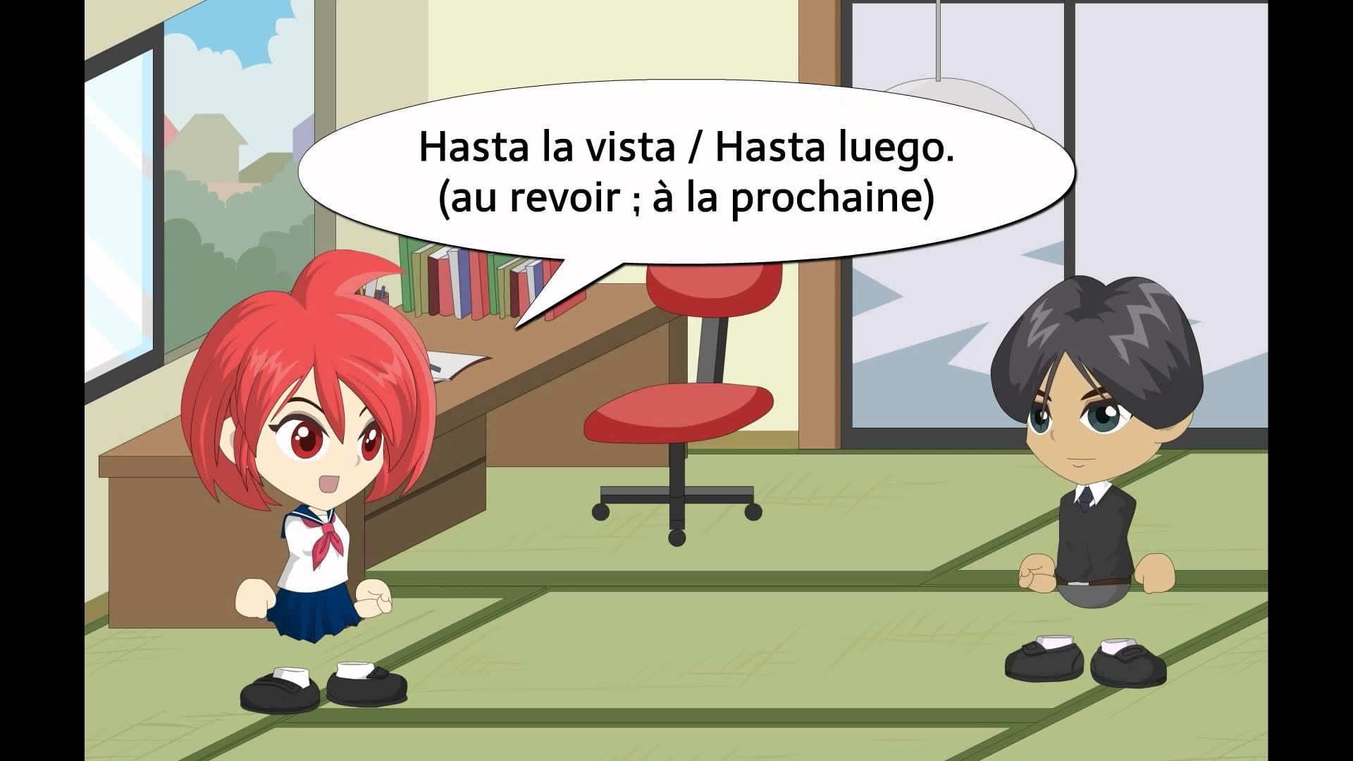 comment dire en espagnol
