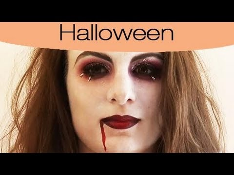 comment faire maquillage vampire