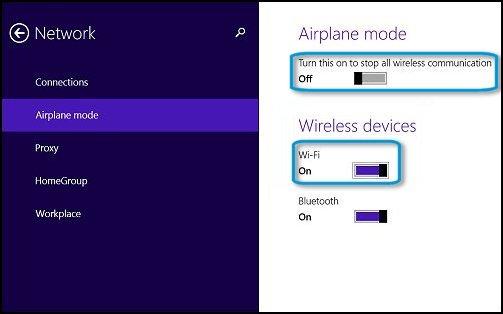 comment mettre le bluetooth sur windows 8