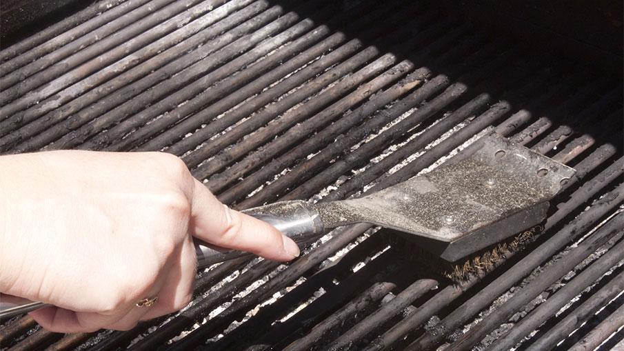 comment nettoyer un barbecue à gaz