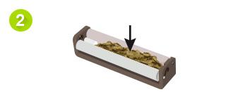 comment rouler une cigarette avec une rouleuse