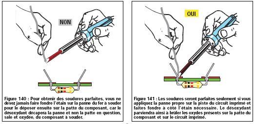 comment utiliser un fer a souder
