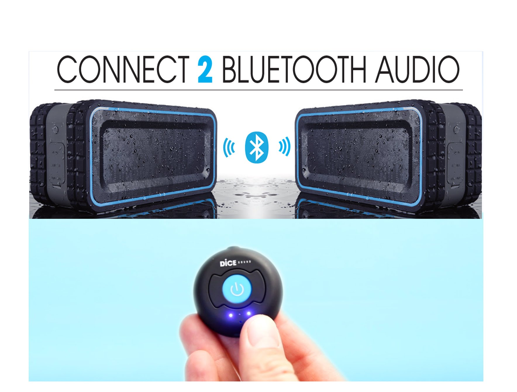 connecter 2 enceintes bluetooth android