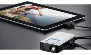 connecter une tablette à un vidéoprojecteur