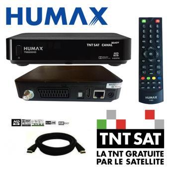decodeur tnt hd satellite