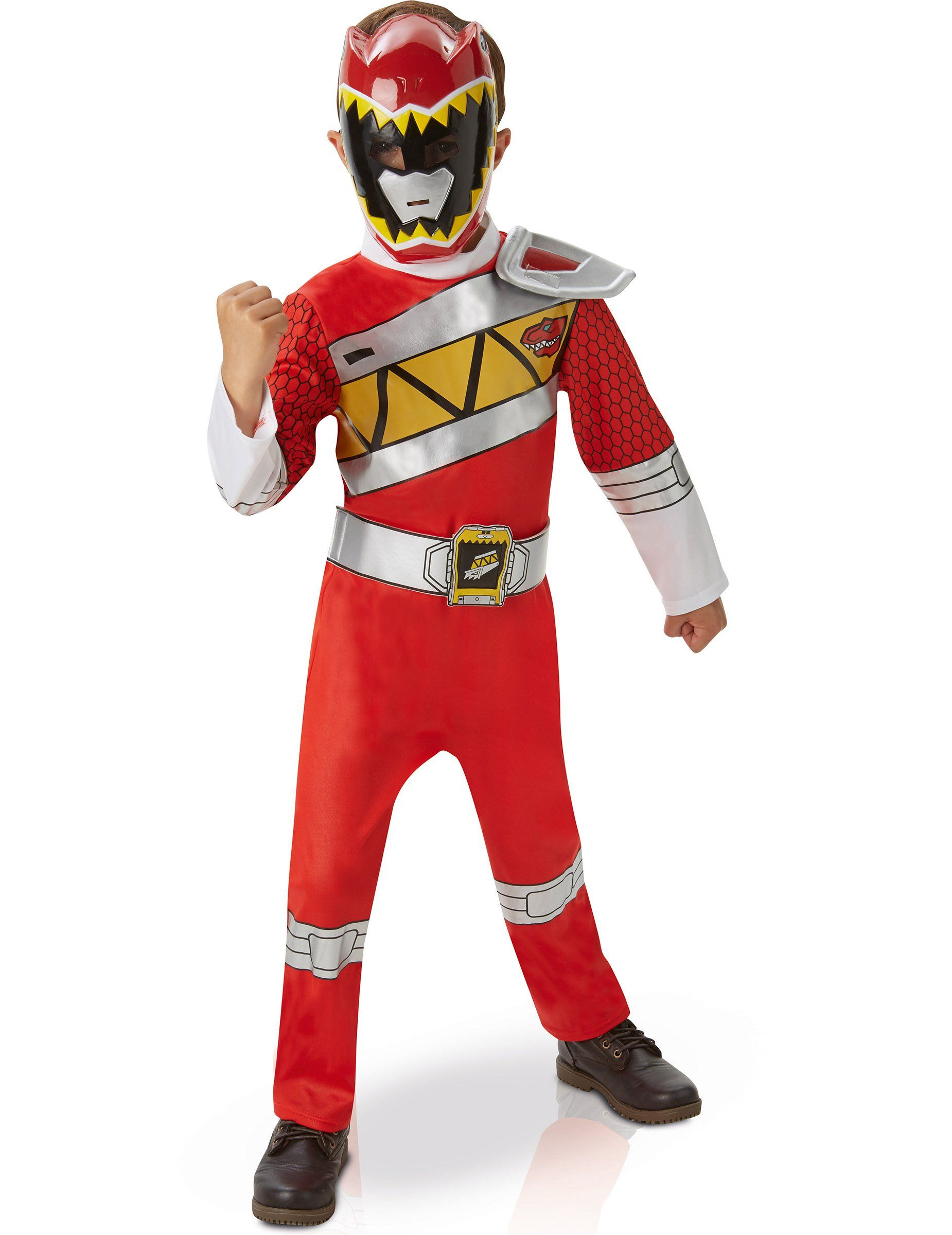 déguisement de power rangers dino charge