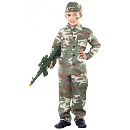 deguisement militaire